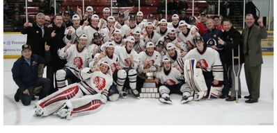2016 GOJHL Midwestern Champs Stratford Cullitons
