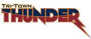 Tri-Town Thunder Team Logo