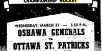 1942-43 Eastern Canada Memorial Cup Playoffs