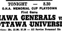 1943-44 Eastern Canada Memorial Cup Playoffs
