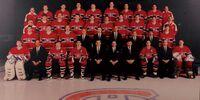 1989–90 Montreal Canadiens season