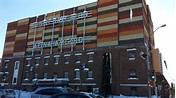 Aréna Iamgold exterior