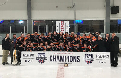 2017 EHL Premier champs Philadelphia Jr. Flyers