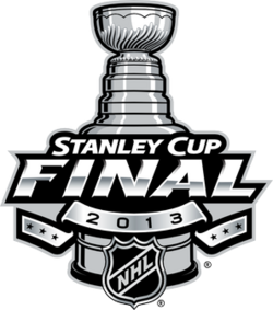 2013 Stanley Cup Final Logo