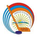 Armenian national ice hockey team logo