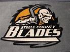 Steele County Blades logo