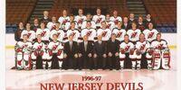 1996–97 New Jersey Devils season