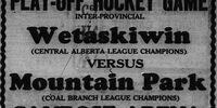 1940-41 Alberta Intermediate Playoffs