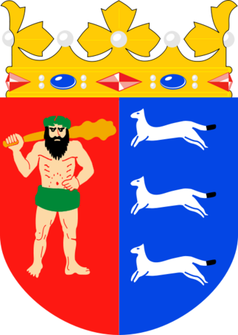 File:Coat of Arms of Lapland.png
