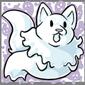 Wulfer Ghost Costume