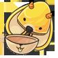 Empty Yellow Jakrit Jakrit Egg