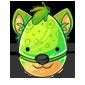 Green Ridix Jakrit Egg