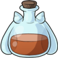 Brown Jakrit Morphing Potion