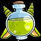 Green Makoat Morphing Potion