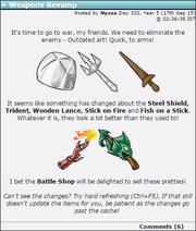 2015-09-17 Elemental Weapons Revamp
