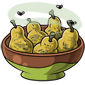 Bowl of Rotten Pears