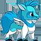 Zabeu blue small