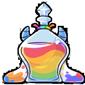 Rainbow Jakrit Morphing Potion