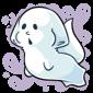 Dabu Ghost Costume