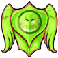 Team Green Trido Shield