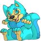 Wulfer blue