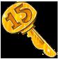 2012 Calendar Key 15
