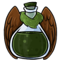 Flying Audril Morphing Potion