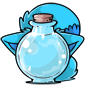 Blue Dabu Morphing Potion