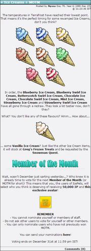2015-12-28 Ice Creams + MOTM