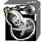 Pirate Snow Jar Before 2015 revamp