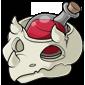 Skeletal Trido Morphing Potion