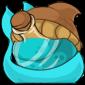 Blue Sharshel Morphing Potion