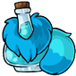 Blue Audril Morphing Potion