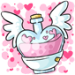 Love Dabu Morphing Potion