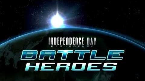 Independence Day: Resurgence - Battle Heroes