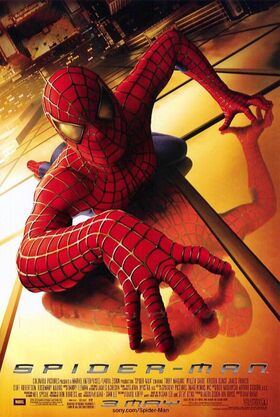 Spider-Man (2002) Theatrical Poster
