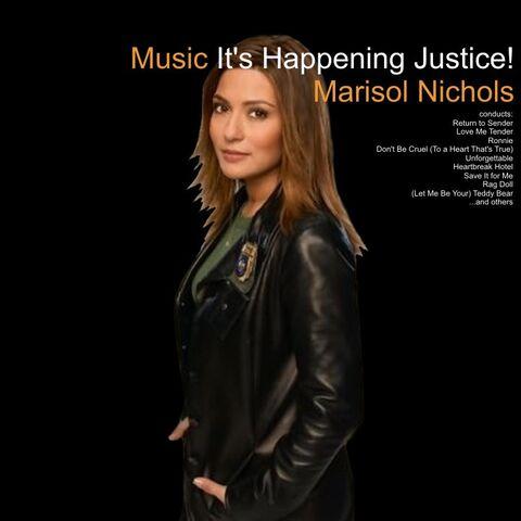 File:Music It's Happening Justice! (Marisol Nichols album).jpg