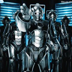 cyberleader and his bodyguards