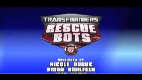 Transformers Opening Titles Rescue Bots