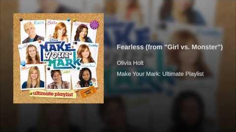 """Fearless (from """"Girl vs. Monster"""")"""