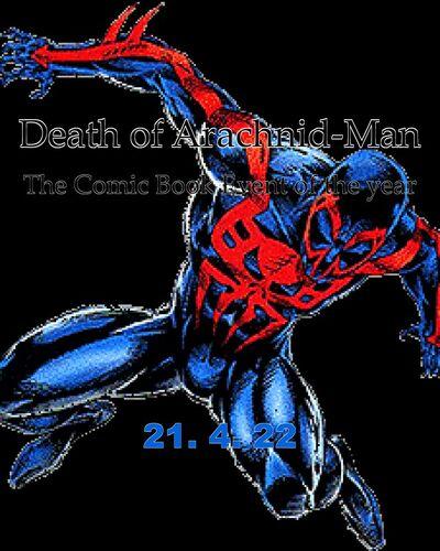 Death of Arachnid-Man