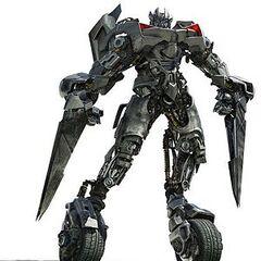 Autobot Wielder Sideswipe