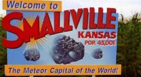 Odd smallville kansas