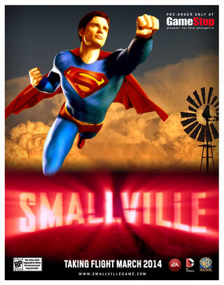 Smallville the video game by hydrate3-d59ciao