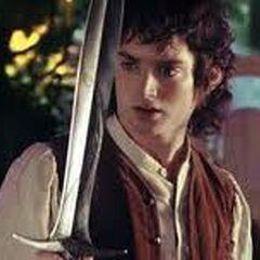 Frodo Baggins (Center)