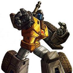 Autobot Wrecker Guzzler