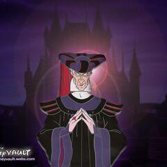 Decepticon Dark Lord Judge Claude Frollo