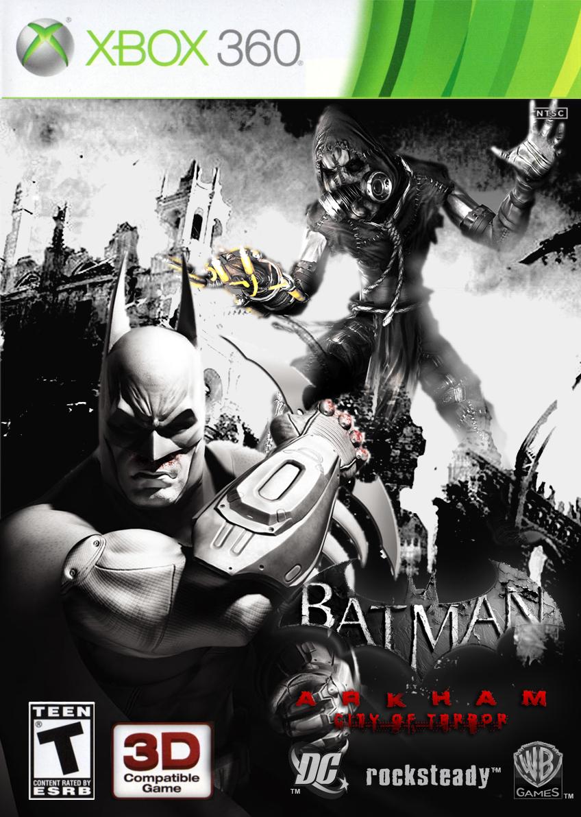 Batman State Of Arkham Idea Wiki FANDOM Powered By Wikia
