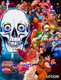 Shonen Jump X Street Fighter