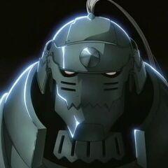 Autobot Alphonse Elric